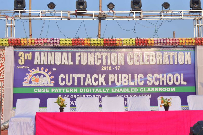 3rd ANNUAL FUNCTION
