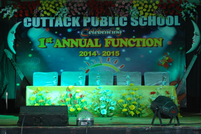 1st Annual Function
