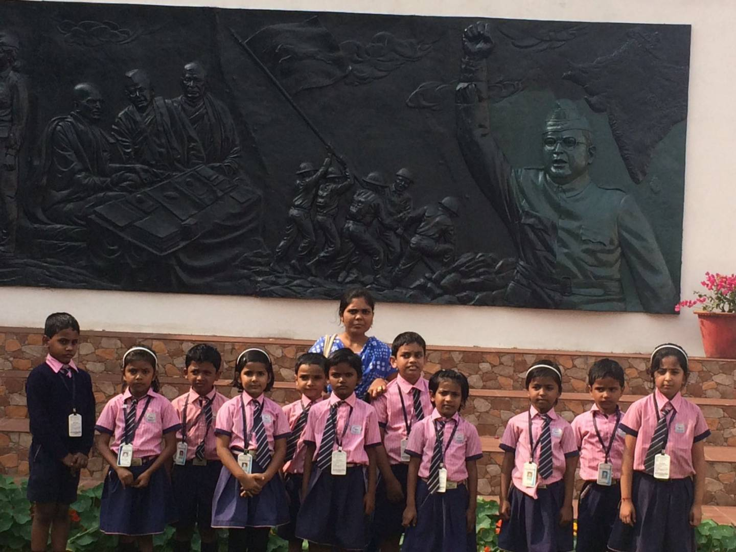 Study Tour to Birth place of Subhash Chandra Bose Museum - 2015